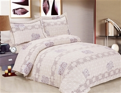 French Heritage 6 Piece Duvet Set