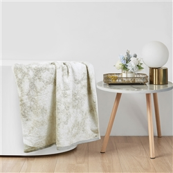 Marble Fashion Hand Towel