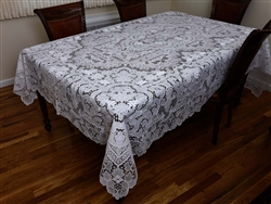 #5801 Venice Lace Tablecloth