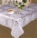 Cabarnet Embroidered Tablecloths