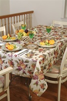 European Fruttela Printed Tablecloth