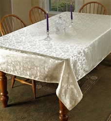 European Floral Tablecloths