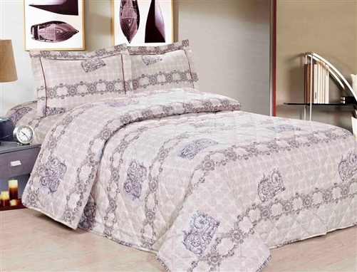French Heritage Quilt Set