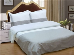 French Hotel  8 Piece Duvet Set