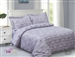French Multi Waves 6 piece Luxurious Duvet sets,