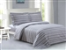 French Sky Blue 6 piece Luxurious Duvet sets,