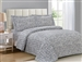 French Cascade 6 Piece Duvet Set