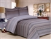 French Mini Waves 6 Piece Duvet Set
