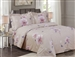 French Orchid 6 Piece Duvet Set