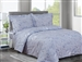 French Spring Bloom 6 Piece Duvet Set