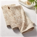 Paisley Hand Towel, Taupe