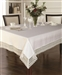 Legacy Damask Tablecloths