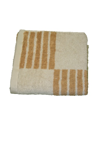 "Majestic Taupe 20"" X 30"" 100% Cotton 1-Piece Hand Towel"
