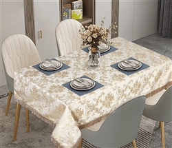 Majestic Damask Tablecloths