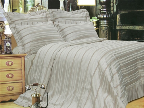 Platinum 8-piece Luxurious Duvet Set,