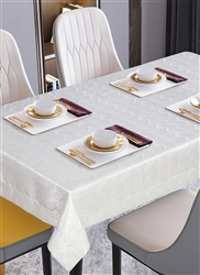 Princess Damask Tablecloths