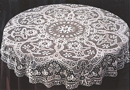 RB003 Hand Embroiderd Tablecloths