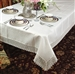 Treasure Mecrema Lace Embroidered Tablecloth