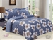 French Floral duvet set